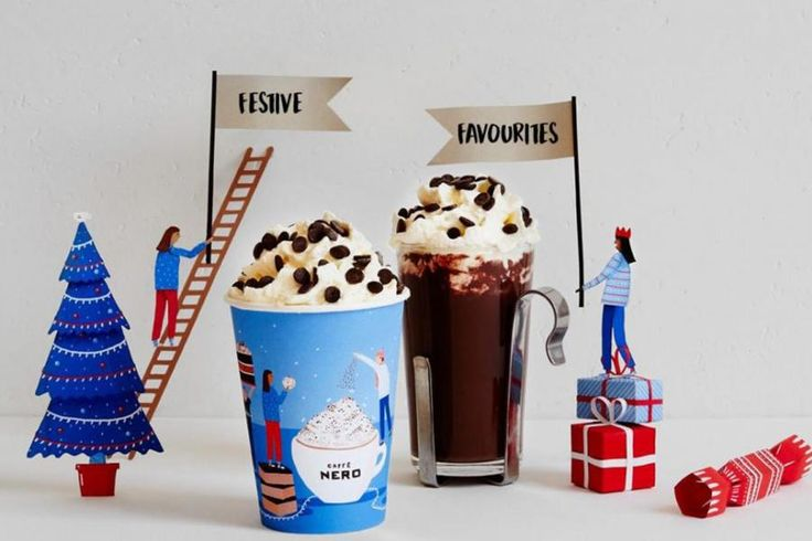 Image result for caffe nero christmas cup 2017