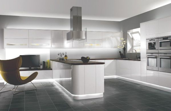 Soho lacquered kitchens benchmarx kitchens and joinery for Kitchen joinery ideas