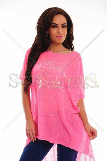 Bluza MissQ Ardent Affair Pink