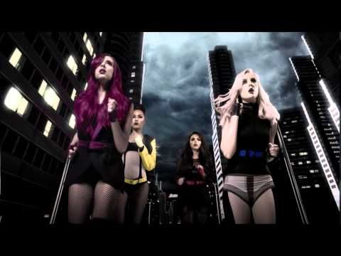 Music video by Little Mix performing DNA. (C) 2012 Simco Limited under exclusive license to Sony Music Entertainment UK Limited