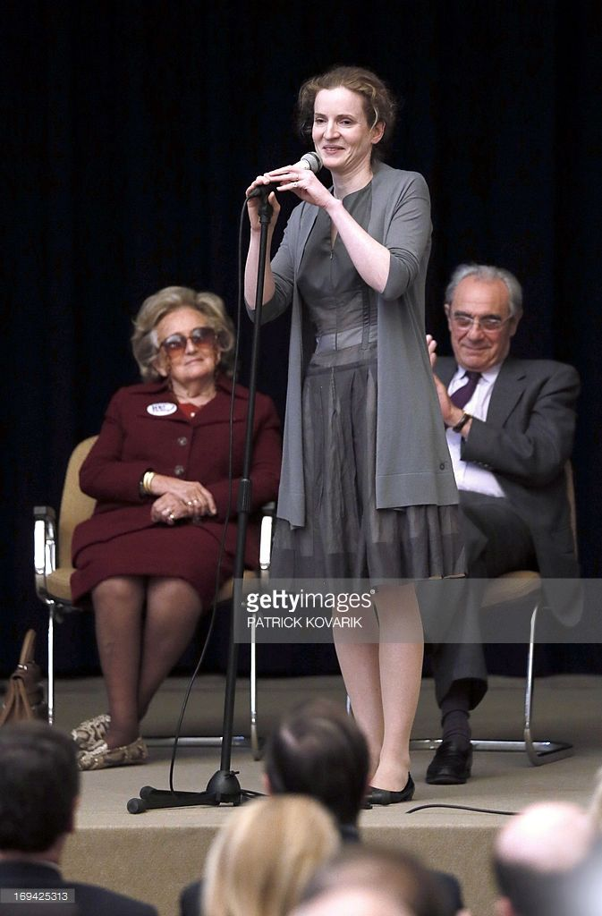 Photo d'actualité : Former French first lady Bernadette Chirac looks...