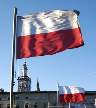 Learn About Polish Culture With These Great Photos: Flag of Poland