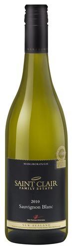 Saint Clair Marlborough Sauvignon Blanc 2010. Love this wine!!!