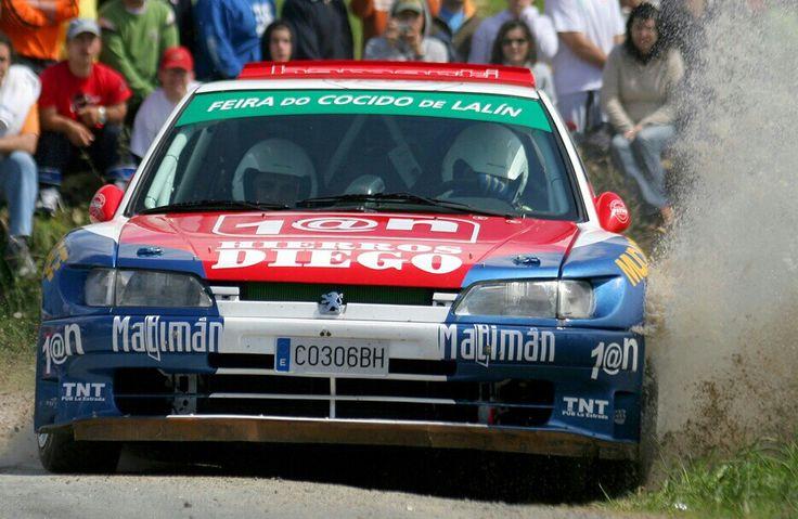 "Jose Martinez Barreiro "" Bamarti "", Peugeot 306 Maxi KitCar"