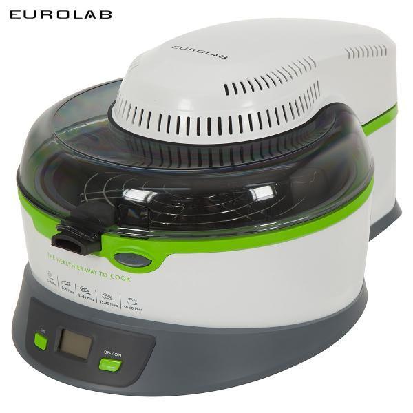 Eurolab DriFry Healthy Fryer - Green & White $45