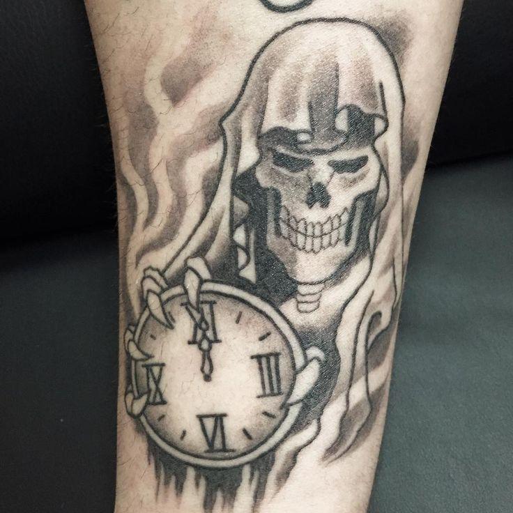 95+ Horrible Grim Reaper Tattoo Designs & Meanings