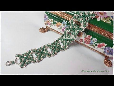 ▶ Bracciale Paris e acquisti materiale per bijoux a Milano in via Settembrini - YouTube