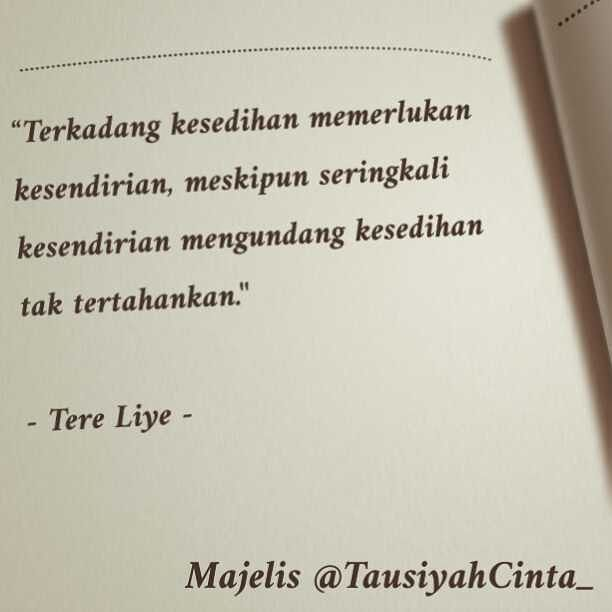 quotes best images about tere liye open quotes