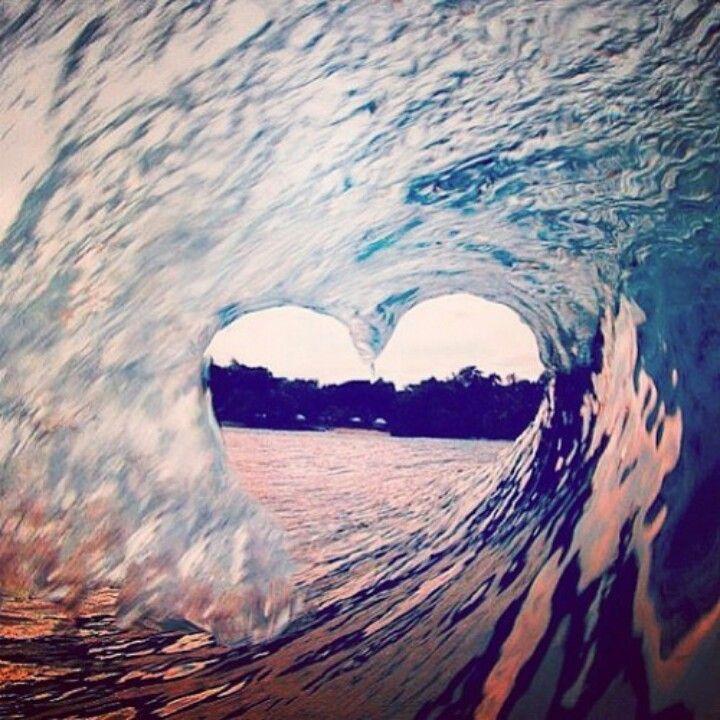 волны сердце картинки каждая