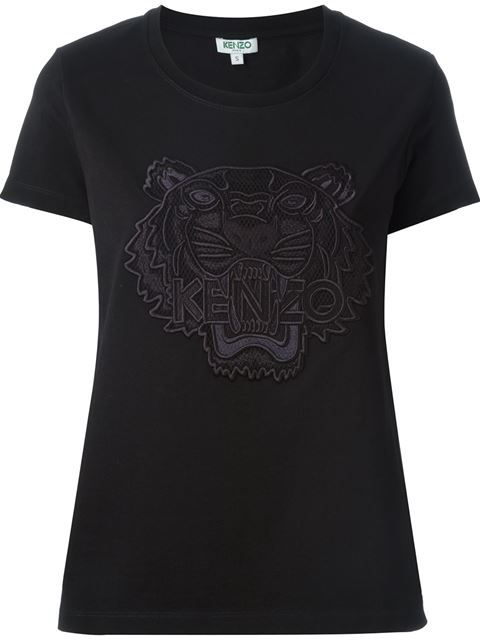 Shop Kenzo 'Tiger' T-shirt in Vitkac from the world's best independent boutiques at farfetch.com. Shop 300 boutiques at one address.