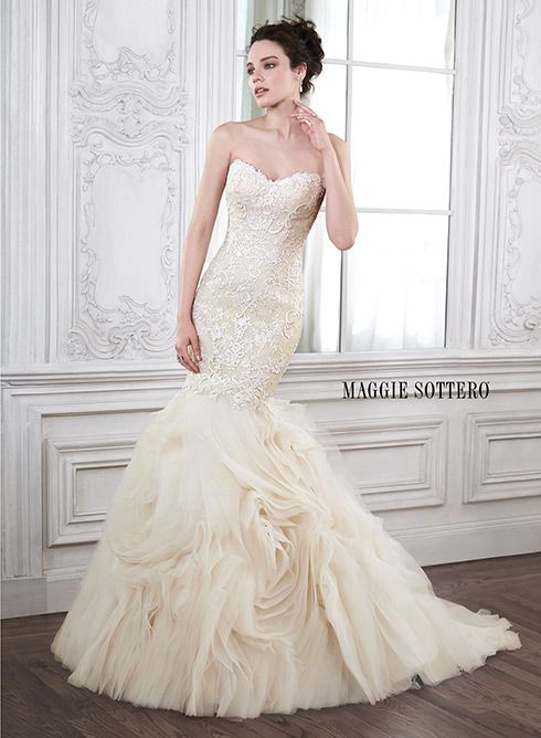 117 best BS | Maggie Sottero images on Pinterest