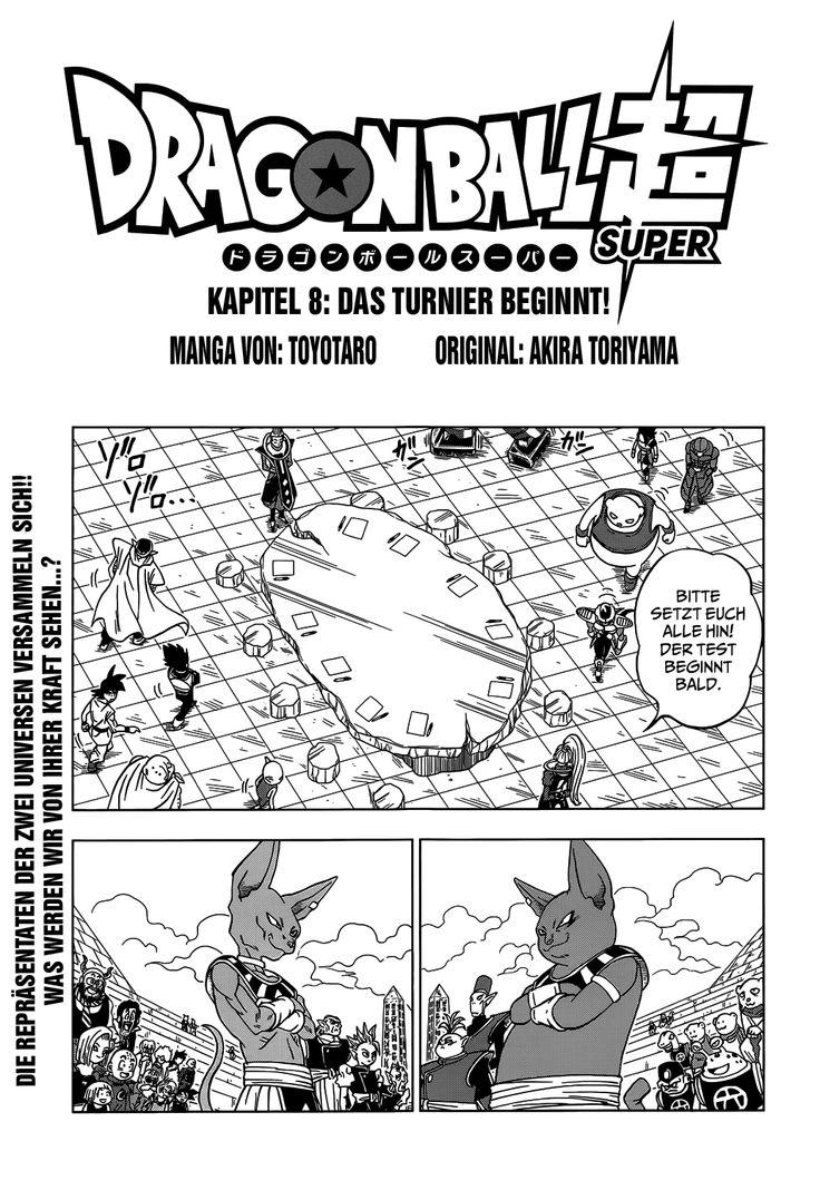 Dragonball Manga Lesen