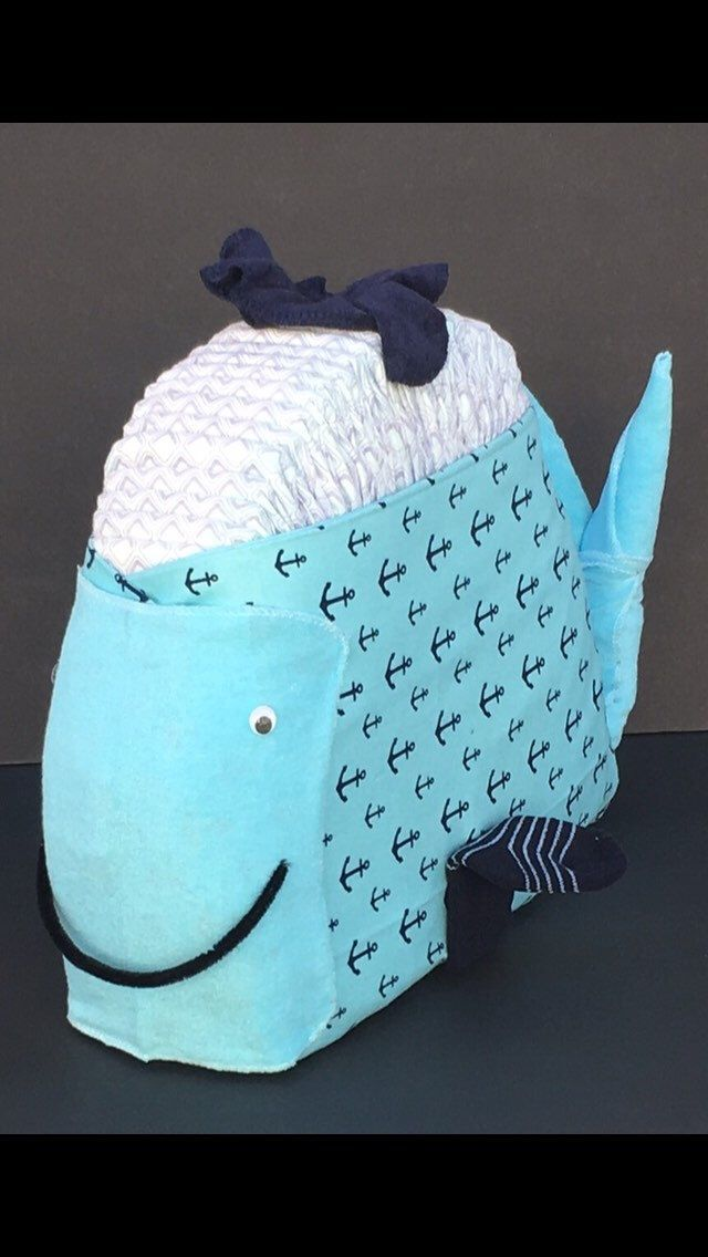 Nautical baby shower, nautical centerpiece, whale diaper cake, whale baby shower, under the sea baby shower, Ahoy its a boy, diaper whale by OBabyDiaperCakesCo on Etsy https://www.etsy.com/listing/500555260/nautical-baby-shower-nautical