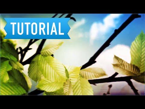 After Effects Tutorials : Bryan Clark Leaves Effect ☞ Watch BRYAN CLARK LEAVES PREVIEW here : https://www.youtube.com/watch?v=3OpST46L1V8 ☞ More Effects Prev...