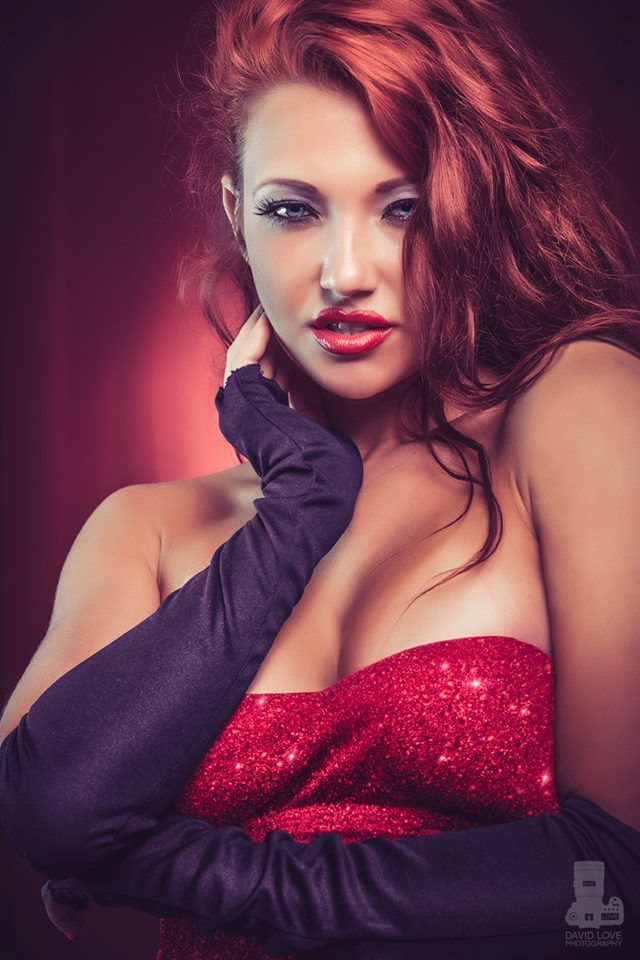 Character: Jessica Rabbit / From: Touchstone Pictures 'Who ...