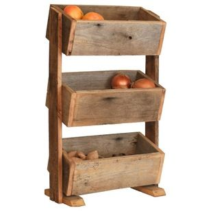 Rustic Food Storage Containers by Grindstone Design