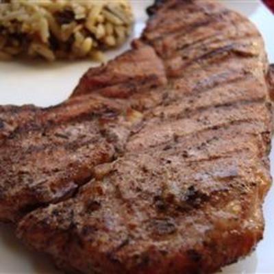 Caribbean Jerk Pork Chops recipes-i-want-to-try