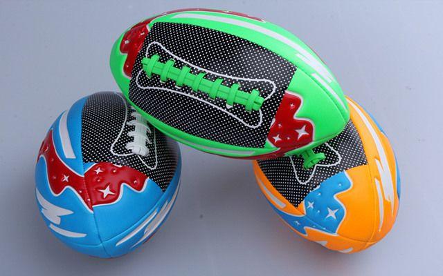 3 # fútbol Americano Para Niños regalos de Navidad juguete de bolas