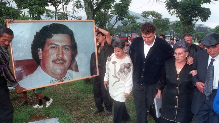 Pablo Escobar's family : where are they now?