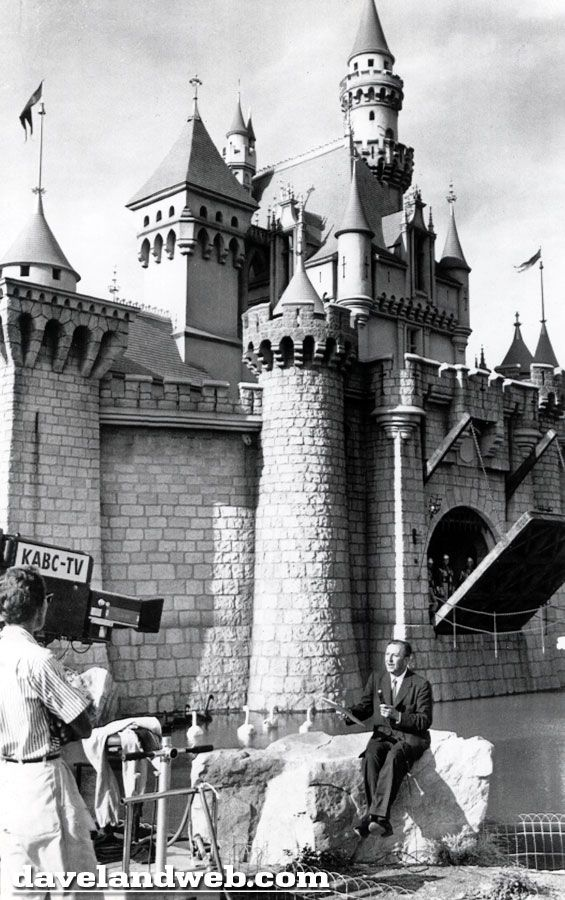 1428 best wonderful world of disney images on pinterest disney walt on opening day of disneyland 1955 freerunsca Choice Image