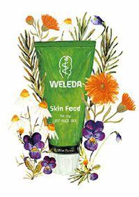 Skin Food at Weleda, el best-seller de la marca. Un todo en uno que nutre la piel muy reseca, alivia la piel tras el afeitado y es una excelente opción para aliviar las grietas en el pezón.