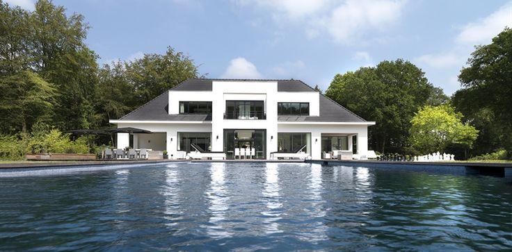 Jan des Bouvrie | Villa Blaricum The Netherlands