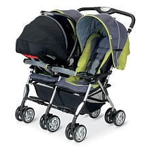 "Combi Twin Sport Stroller - Bamboo Scribble - Combi International - Babies ""R"" Us"
