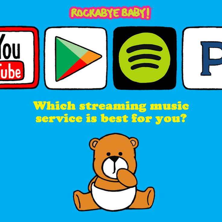 Do you stream music online? In this day and age, streaming is one of the best ways to listen to music. But there are a LOT of ways to do it ... so Rockabye Baby is here to help! Check out our in depth guide on choosing the best streaming service for you. http://rockab.by/a/RluYl9qo