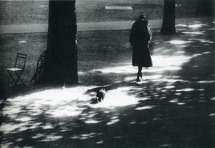 Sarah Moon, Suzanne aux Tuileries,1974 © Sarah Moon