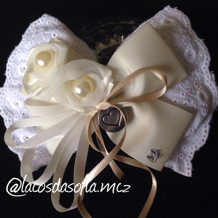 Laços e headbanders exclusivos R$ 30,00