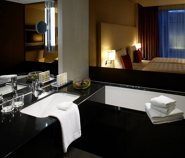 With separate sitting rooms and bedrooms, Radisson Blu Hotel Leipzig's suites are 50 m² in size and come with Business Class amenities.     How To Get Free Electricity Go Green Thank Me Later   http://hbb6.com/Green3