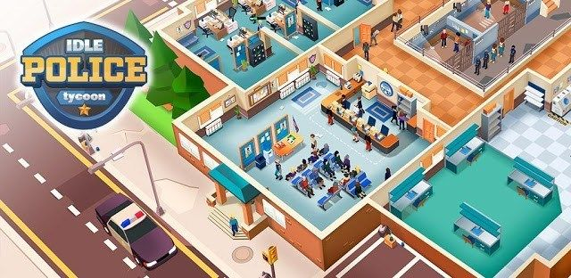 Idle Police Tycoon v0.9.3 Mod Apk in 2020 | Police ...