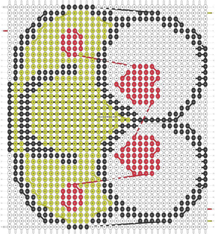 Alpha Pattern #5067 added by nanii98