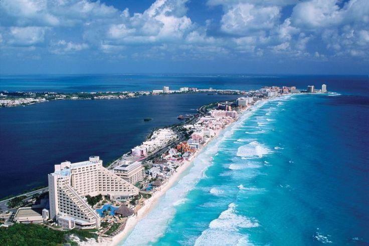 cancun mexique plage - Recherche Google