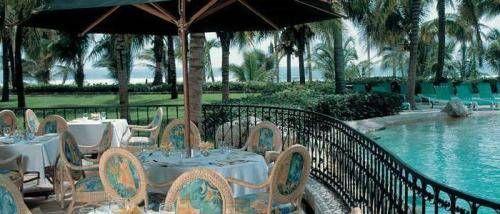 The Fairmont Acapulco Princess Breakfast spot