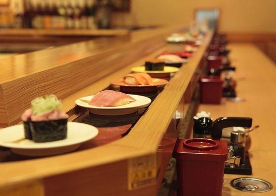 朗報!回転寿司のプロの食べ方、10のスキル   外食   東洋経済オンライン   経済ニュースの新基準