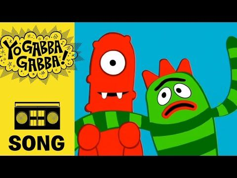 "I really hope this phase is done but if it comes back he has mad respect for Yo Gabba Gabba - ""Don't Bite Your Friends"""