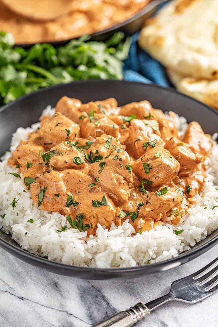 30 Minute Indian Butter Chicken