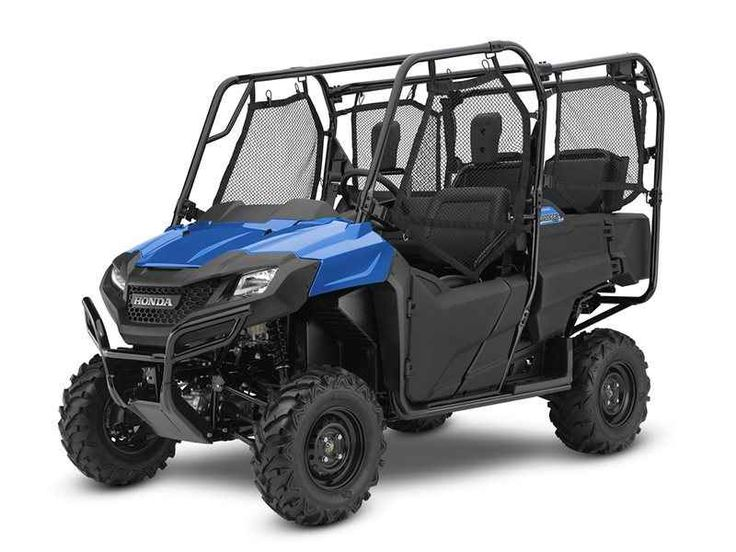 New 2016 Honda Pioneer™ 700-4 ATVs For Sale in Texas. Innovations And Features That Match Your Needs Americans appreciate versatility. Give us a multi-tool and a little baling wire, and we can fix just about anything. That's the spirit behind Honda's Pioneer 700-4, the most versatile side-by-side on the planet. It'll take you just about anywhere a side-by-side can go—along with one, two or three other passengers or a bed full of cargo. You're going to find it makes life and work a whole lot…