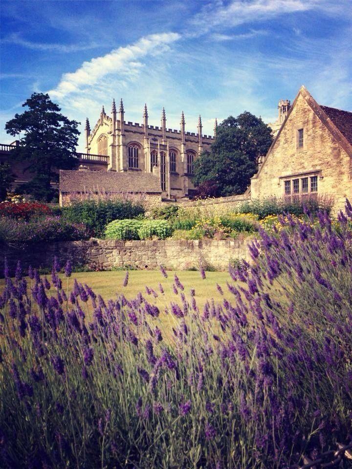 Christ Church College Gardens | 32 Photos That Prove Oxford Is An Awe-Inspiring Wonderland