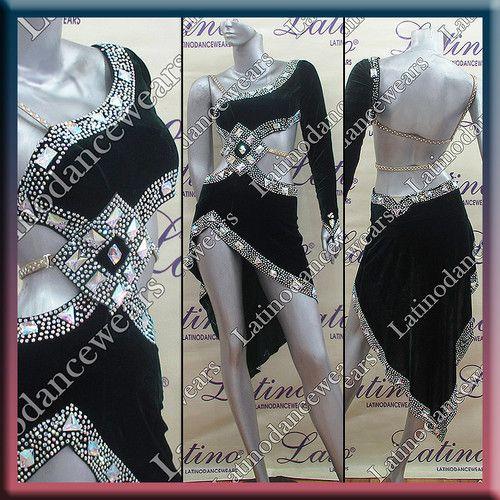 Simple, sexy, affordable Latin/Rhythm dress