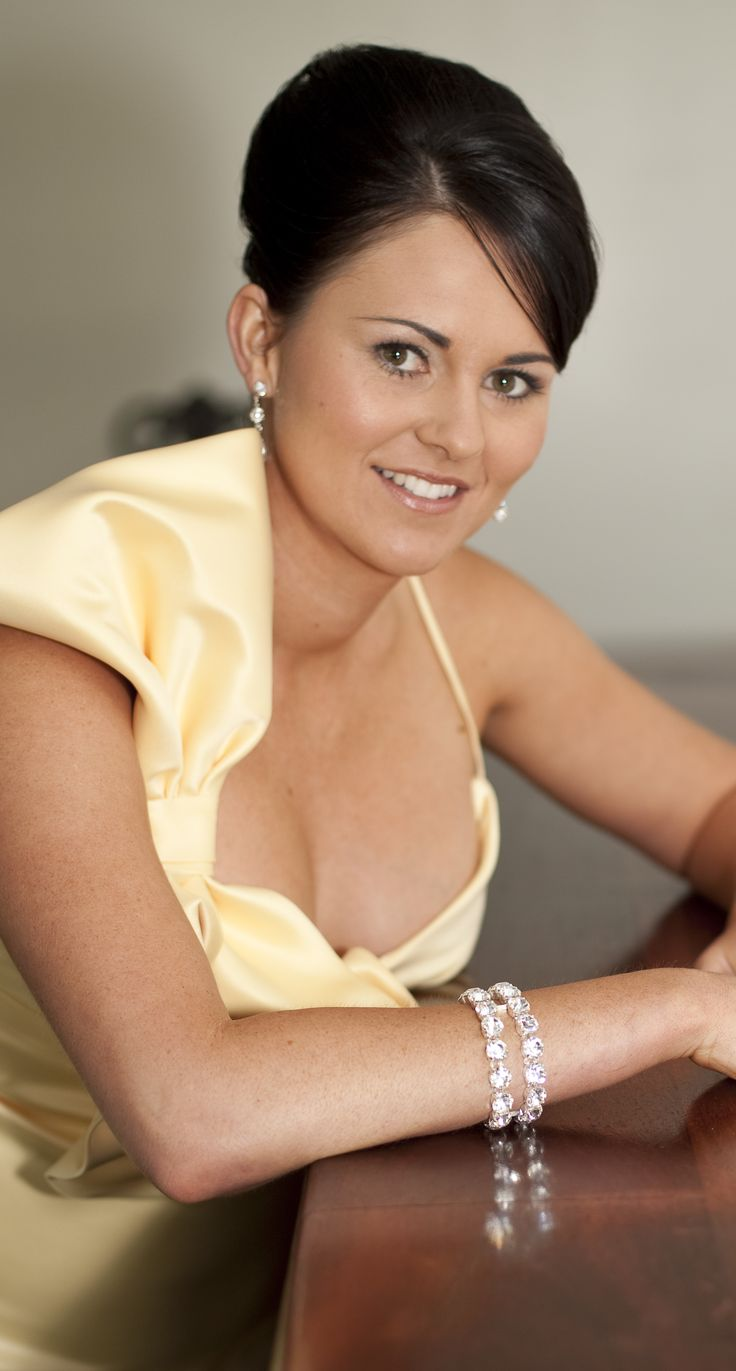 Classic French Roll by Total Brides hair & makeup