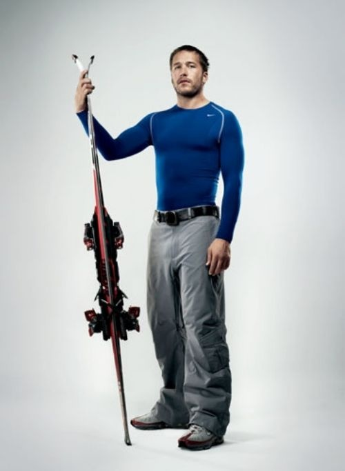 Bode Miller - can hit my slopes anytime