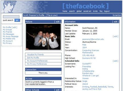 Best Facebook Designs Images On   Template Facebook
