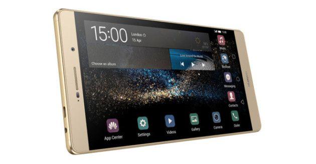 Ver El Huawei P8 Max con su pantalla de 6,8 pulgadas ya se puede comprar en España