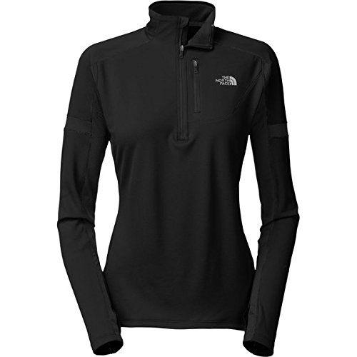 (ノースフェイス) The North Face レディース トップス トレーナー・パーカー Impulse Active 1/4-Zip Shirt 並行輸入品  新品【取り寄せ商品のため、お届けまでに2週間前後かかります。】 カラー:Tnf Black カラー:ブラック