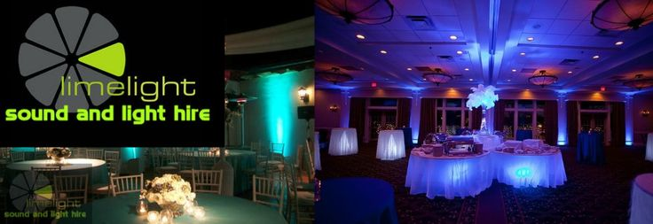 Limelight Sound and Light Hire http://www.weddingscene.co.za/limelight-sound-and-light-hire.html