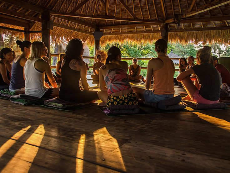 yoga teacher training  Indonesia