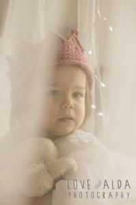 fairy princess lights castle vintage crochet crown white girls feathers photography