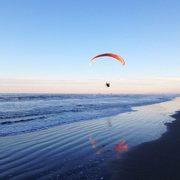 Glide away | Marina Romea, Ravenna by Ro / wererabbit, via Flickr